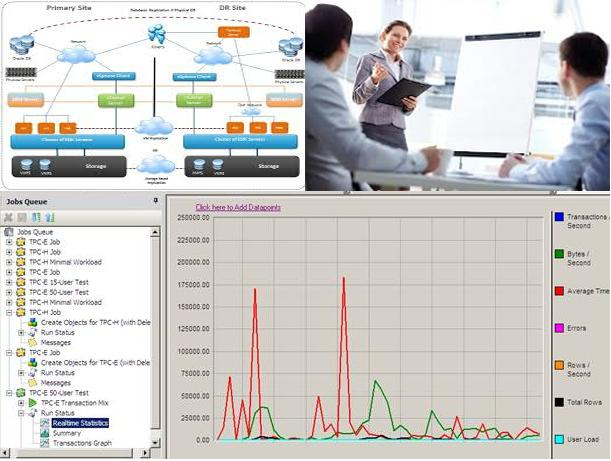 Professional Oracle Database Service