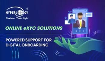 VIDEO CALL (ONLINE eKYC SOLUTIONS) - POWERED SUPPORT FOR DIGITAL ONBOARDING